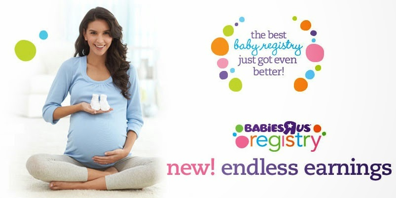 Why you should Start Baby Registry Now at BabiesRUs