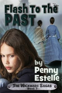 Flash to the Past, Book 3 of the Wickware Sagas