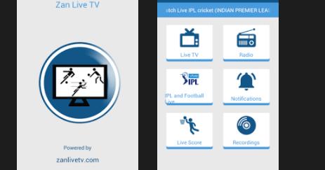 Zan Live TV: Watch Live TV, RADIO, SCORE, CRICKET on your