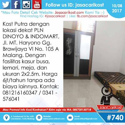 Kost Putra Muslim Malang #116 info Kost Malang