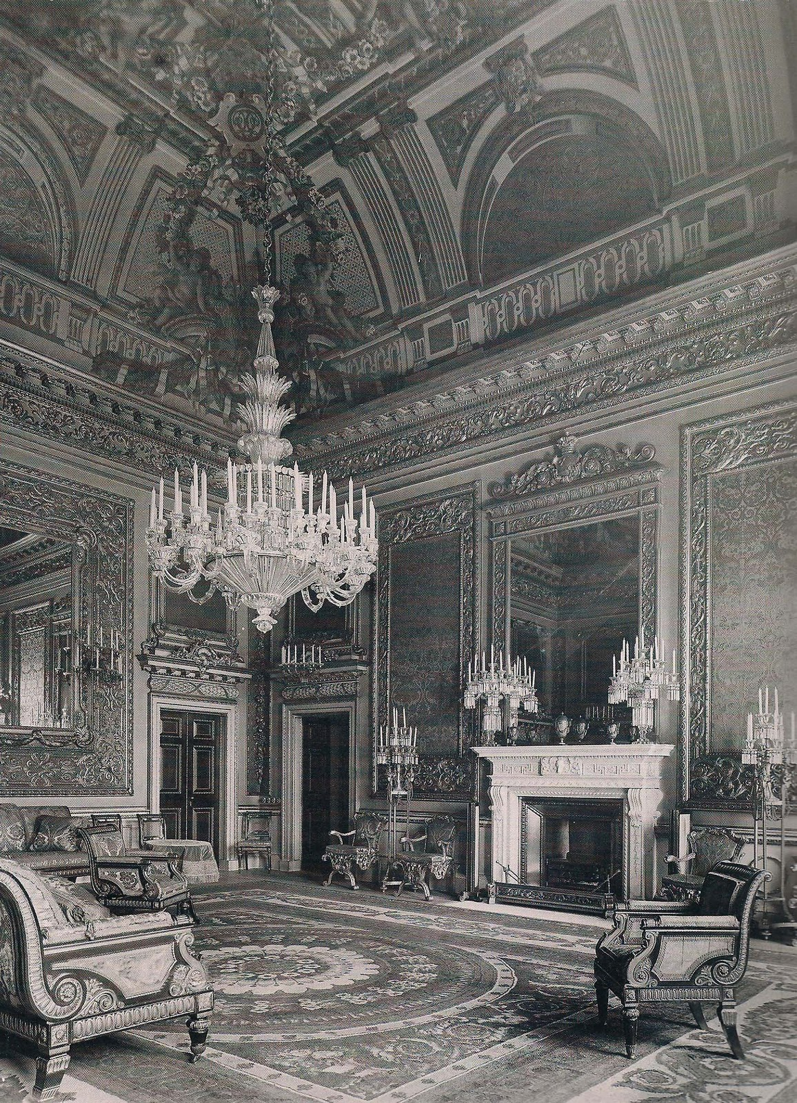 Chatsworth House Room: The Devoted Classicist: The Duke Of Devonshire's Lost