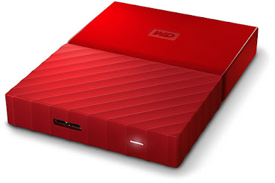 WD My Passport 3 TB