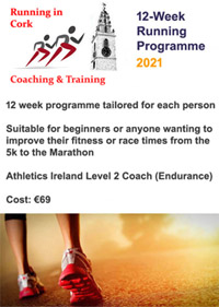 12-week Training Programmes