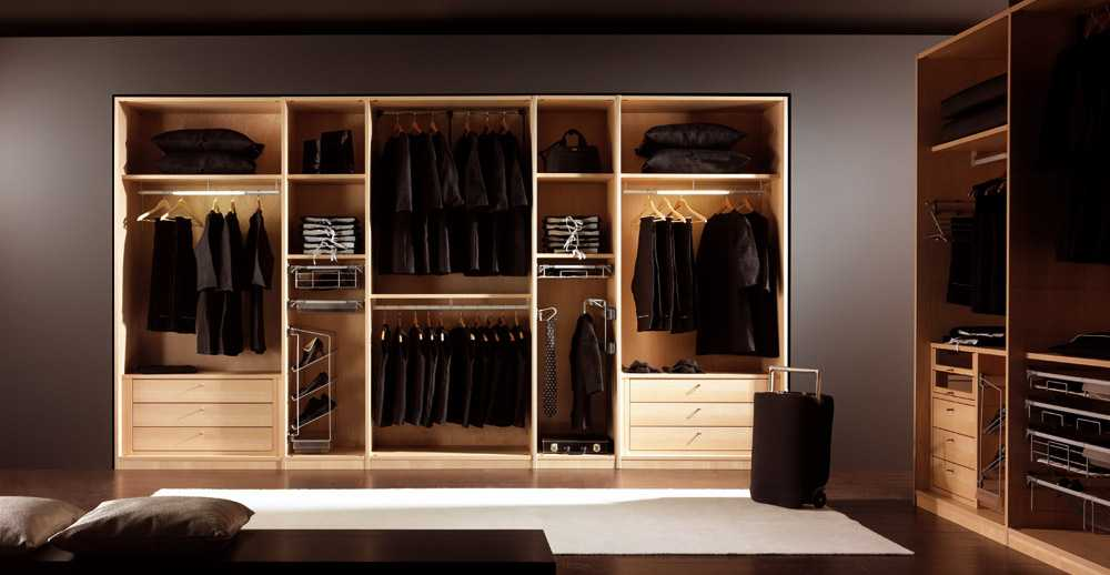 Foundation Dezin & Decor...: Modern Wardrobe - Inside Details.
