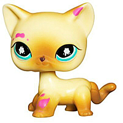 Lps Messiest Eye Type Generation 2 Pets Lps Merch