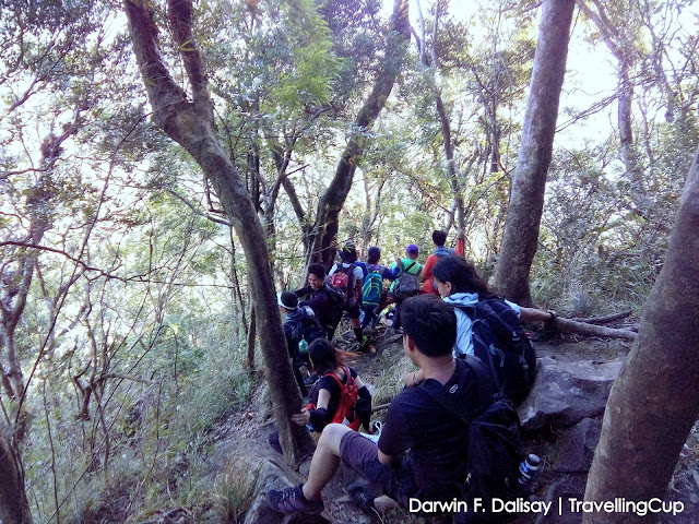 Mt. Maculot Traverse