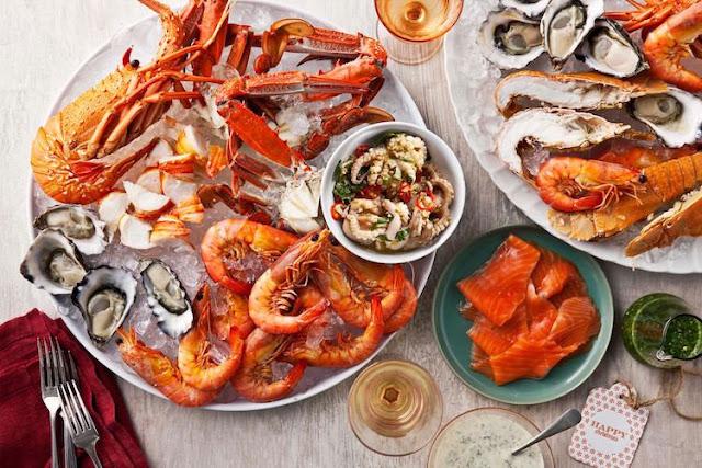 Top 8 des poissons et fruits de mer contenant le plus de protéine