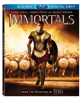 Immortals 720p HD Español Latino Dual BRRip 2011