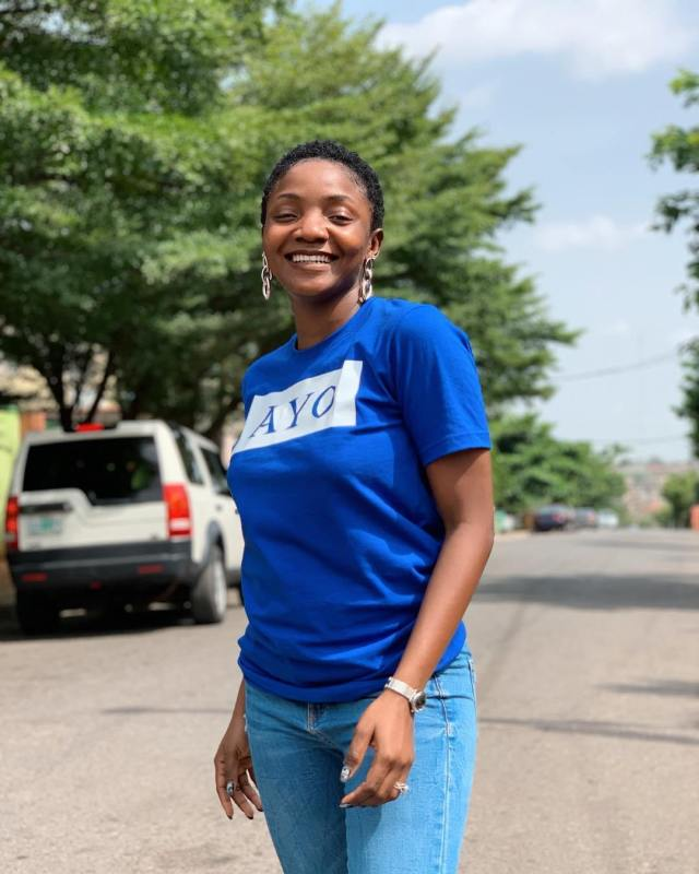 Finally, Simi Breaks Her Silence On Naira Marley's Arrest
