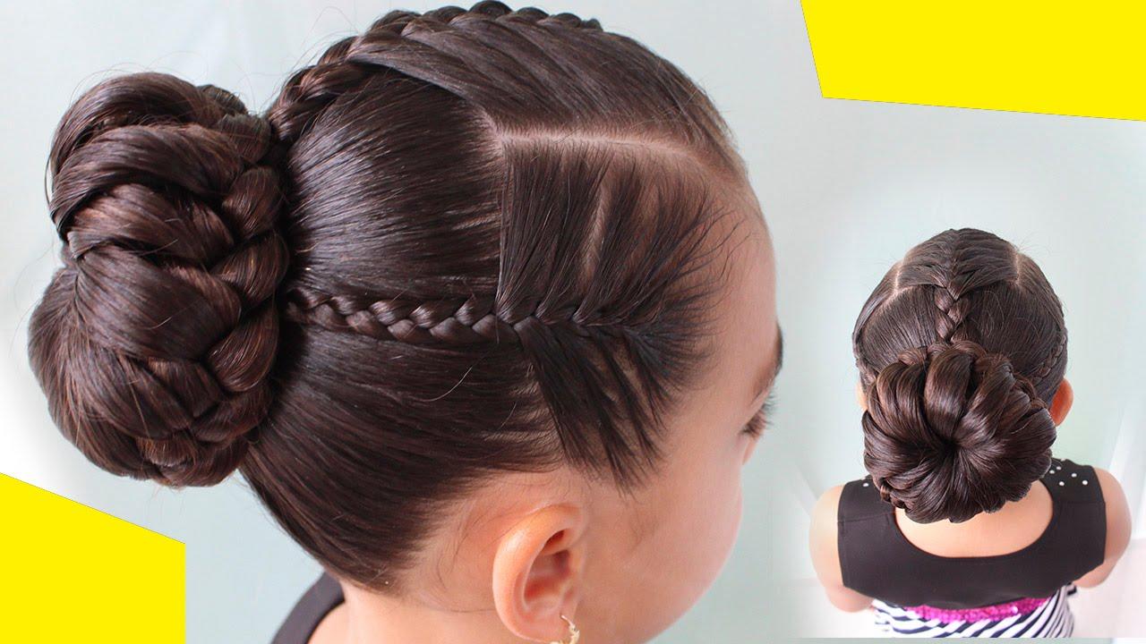 """Video Tutorial Cara Membuat Kepang Tiga Ini Keren Banget - Cara untuk Mengepang Rambut dengan gaya """"Triple Braid Hairstyle"""" Kepang Tiga Ini Keren Banget lho"""