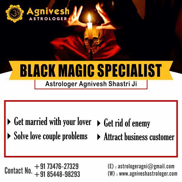 Black Magic to Destroy Enemy - Astrologer Agnivesh