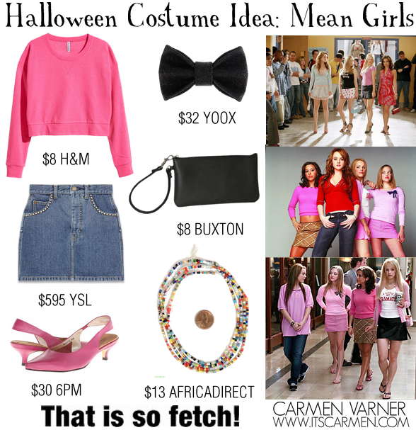 mean girls costume