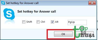 Thủ thuật cài đặt phím tắt trên Skype nhanh nhất