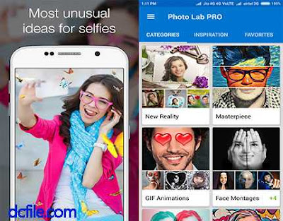Photo Lab Pro Free Download APK Version Download 3.6.12 (Full App) for Android on www.DcFile.com