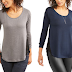 Walmart: $2.50 (Reg. $14.88) Women's Long Sleeve Textured Knit Lace Inset T-Shirt!