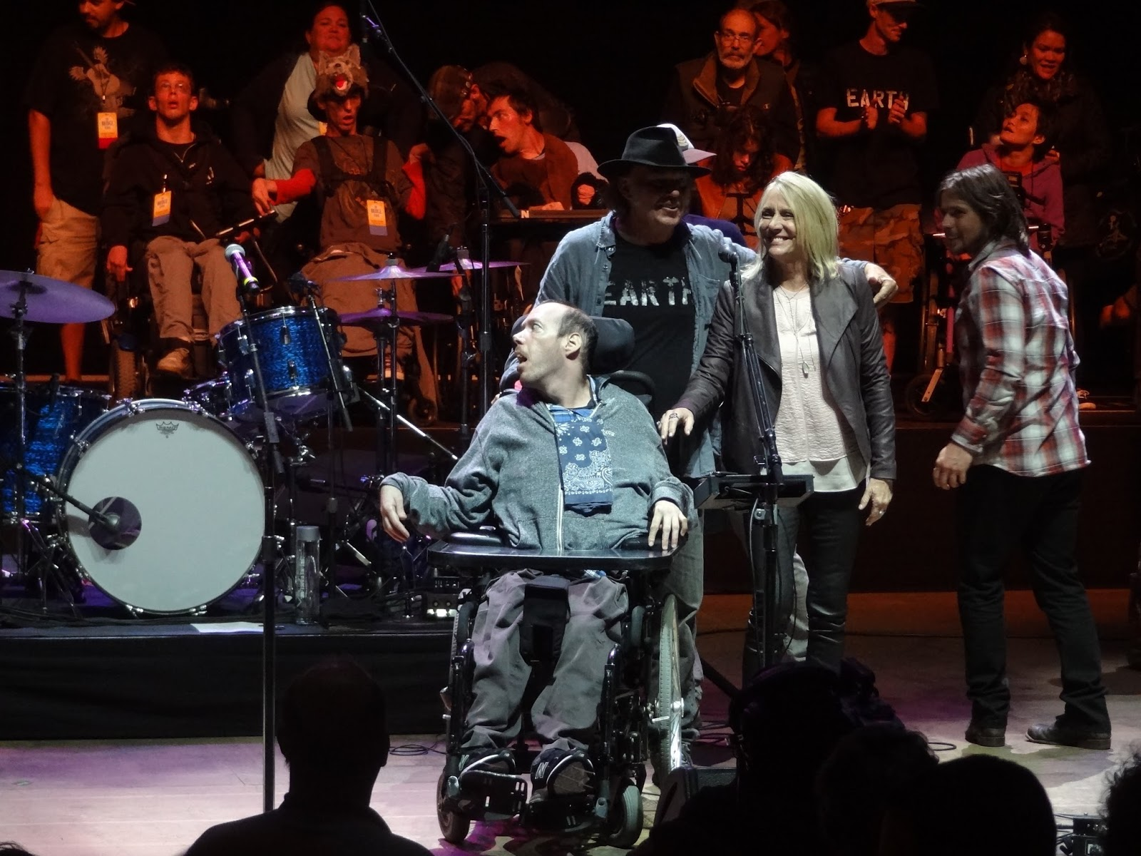 Neil Young News: Remembering The Warmth & Love of Bridge ...