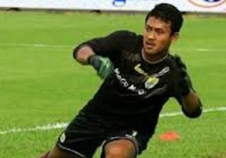 Kiper Persib Antarkan Jabar Raih Emas Sepakbola PON XIX 2016