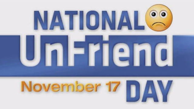 17 листопада -  День відфрендження у соцмережах