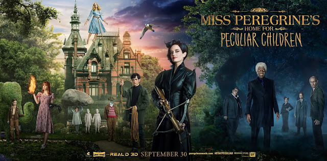 Miss Peregrine's Home for Peculiar Children 2016 Movie Download