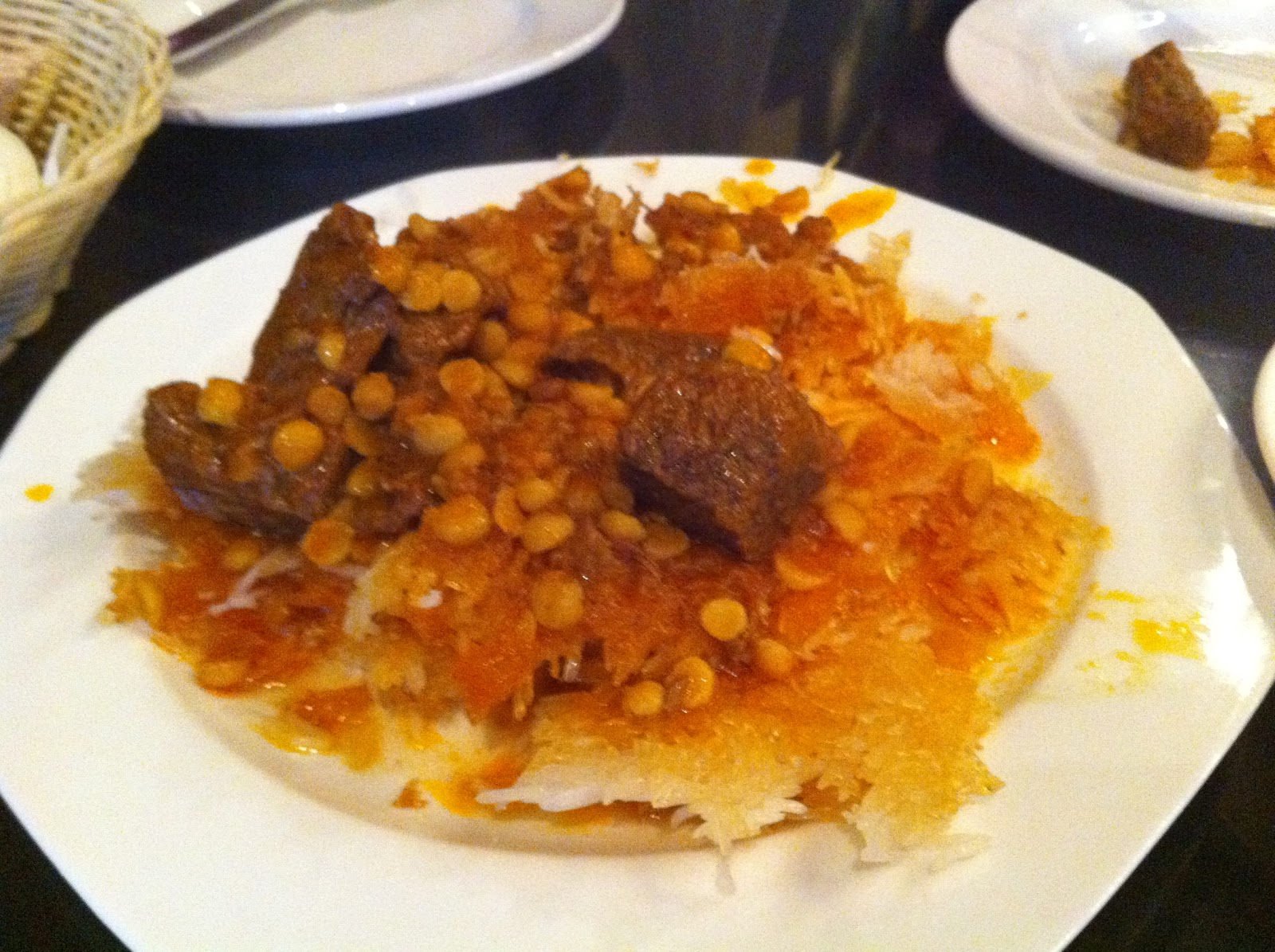 Iranian Restaurant North Carolina