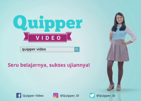 Promo Belajar Online UN dan SBMPTN Quipper Vidio
