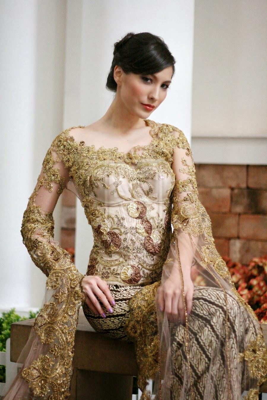 SEPTII PUJIE STYLE COLECTION : model baju kebaya modern