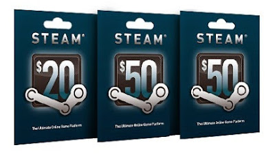 Steam Wallet Gift Card Gratis