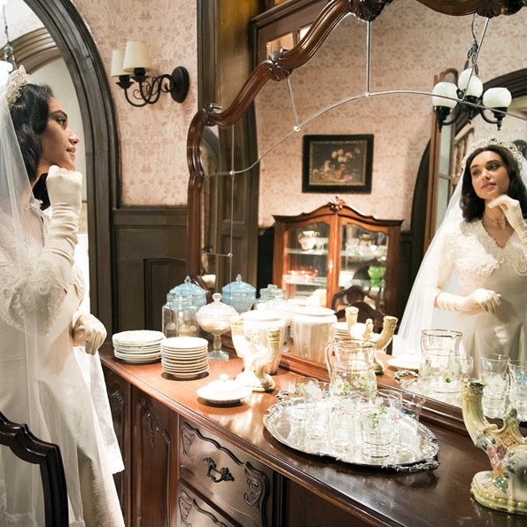 ►Veja o vestido de noiva de Filomena para o casamento com Candinho em 'Êta Mundo Bom!' |novela|