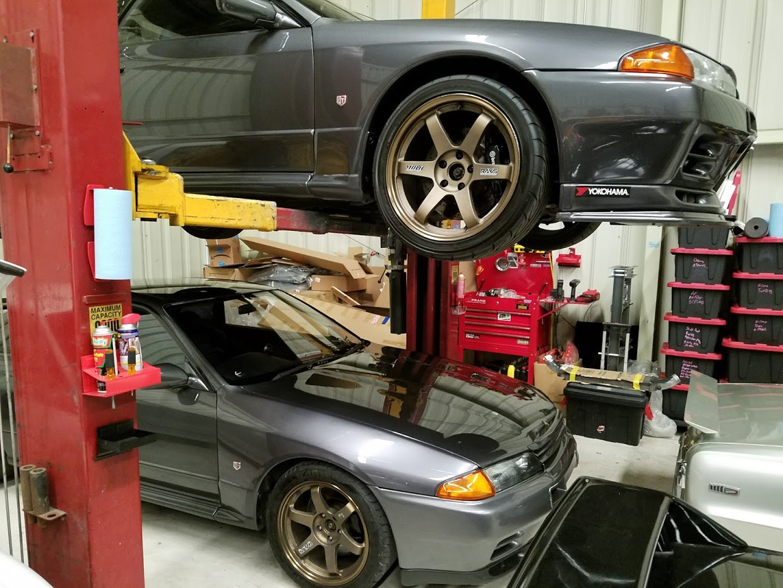 Nissan Skyline GT-R s in the USA Blog: Top Gear America Nissan ...