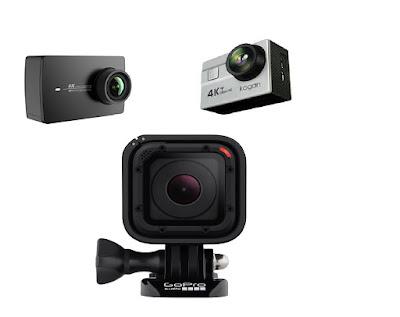 Pilihan Kamera GoPro untuk Pemula