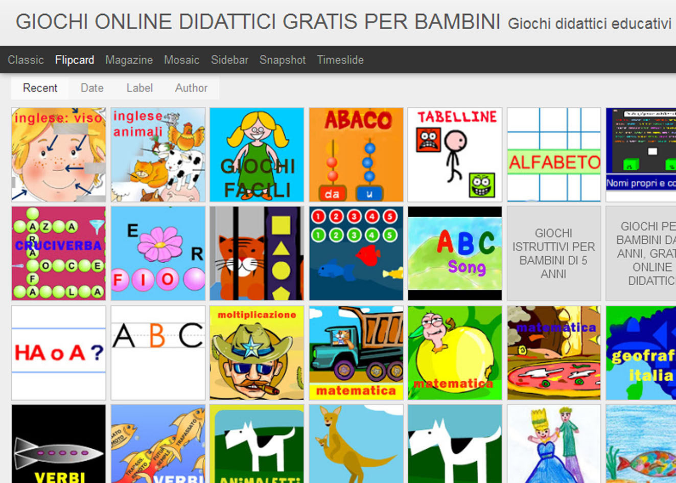 Giochi online.it gratis