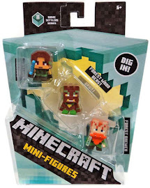 Minecraft Series 8 Forest Hunter Mini Figure