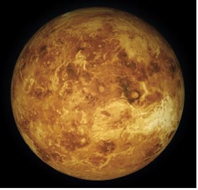 Planet Venus - pustakapengetahuan.com