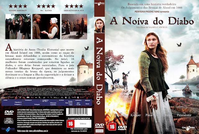 Capa DVD A Noiva Do Diabo [Exclusiva]