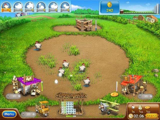 Farm Frenzy 2 Free Download PC Games