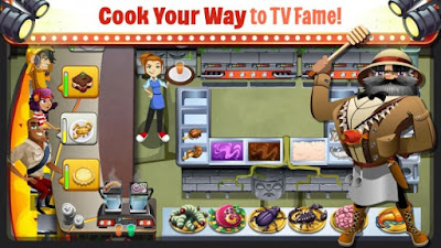 Download COOKING DASH 2016 Apk v1.12.12 Mod (Unlimited Coins/Golds/Supplies) Terbaru 2016