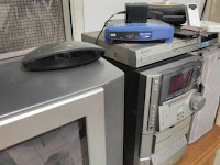 peralatan elektronik rumah