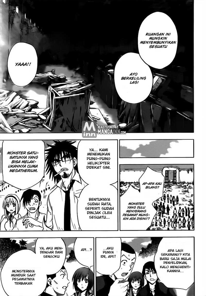 Cage of Eden Chapter 173-5