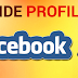 How to Hide My Profile In Facebook
