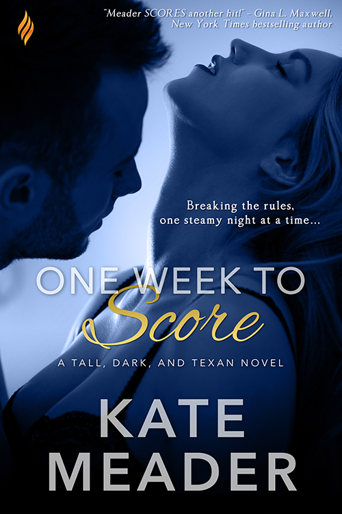 One Week to Score Cover