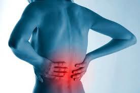 Low backache