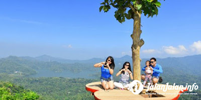 Gambar Kalibiru Wisata Alam Yogyakarta