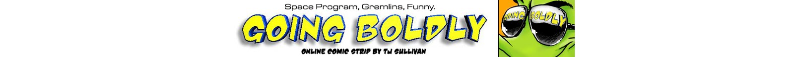 GOING BOLDLY by TJ Sullivan