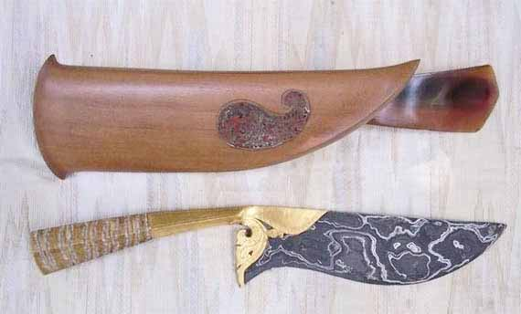 Wedhung, Senjata Tradisional Dari Bali