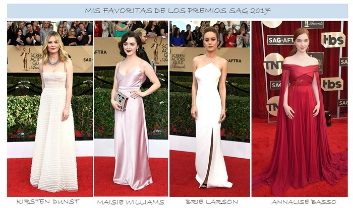 Favoritas de SAG Awards 2017