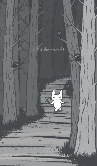Hey Bu!-In the deep woods