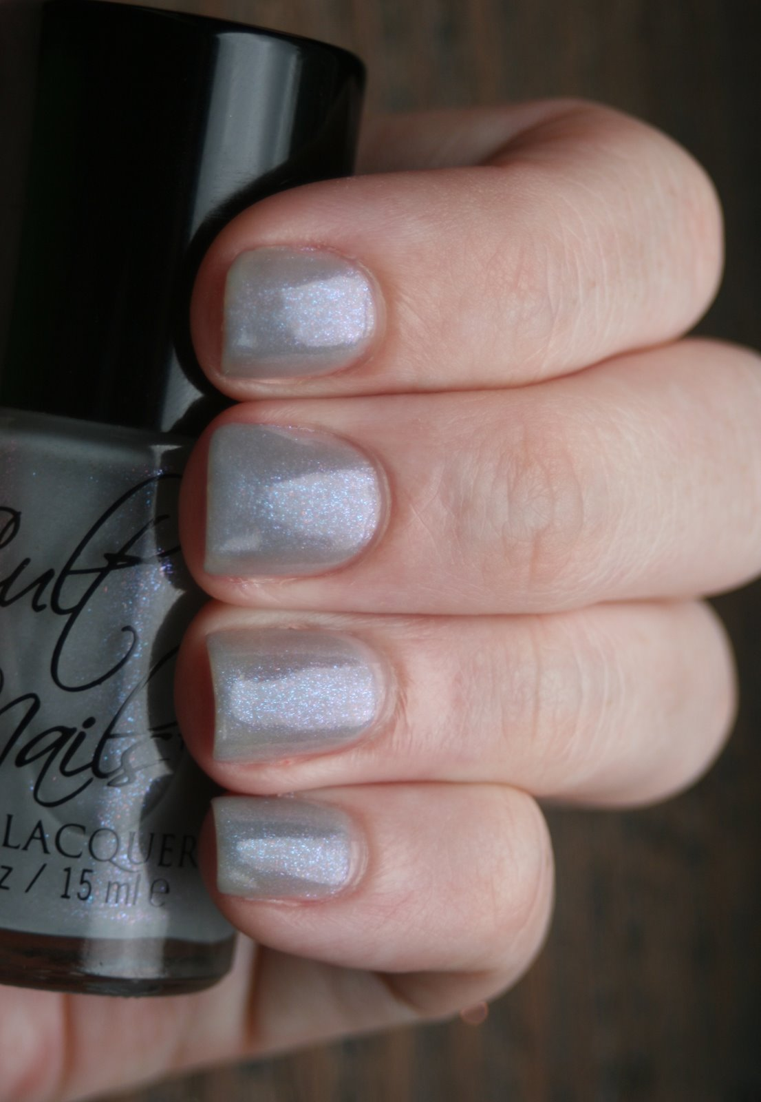 Cult Nails Disciplined swatch