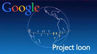 جوجل تطمح في توصيل العالم بالإنترنت من خلال مشروعها Project Loon