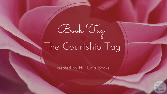 the courtship book tag