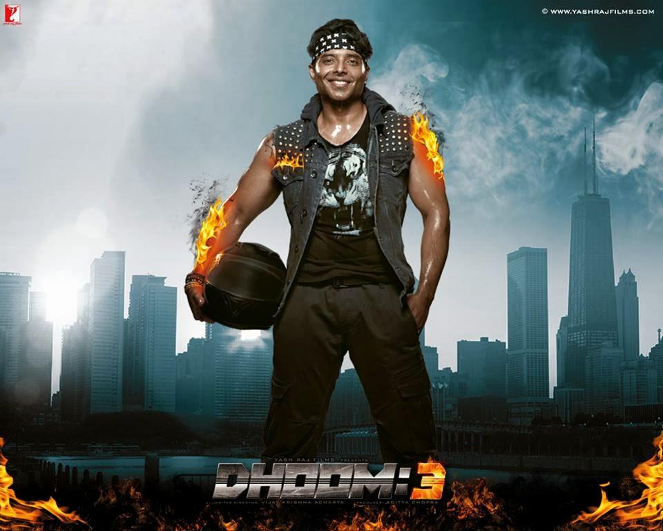 Movies Cluster: Dhoom 3 Wallpapers HD | Aamir Khan ...